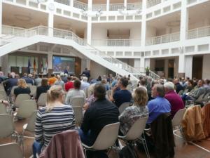 Übersichtskarte Moderation Bürgerdialog Masterplan Plätze der Stadt Dortmund